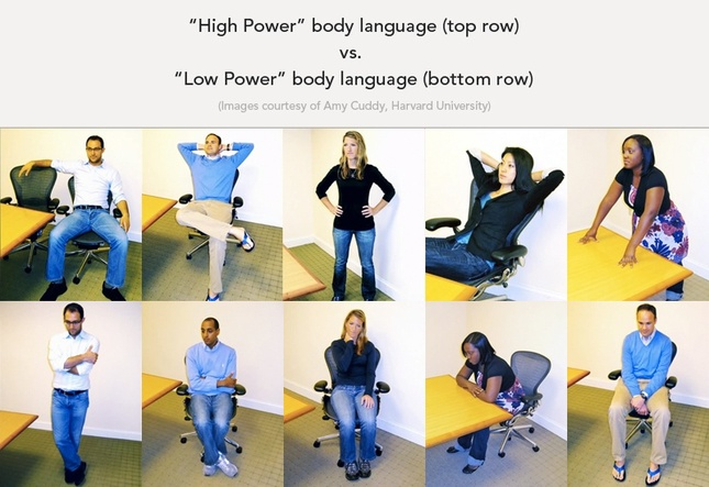 power poses amy cuddy
