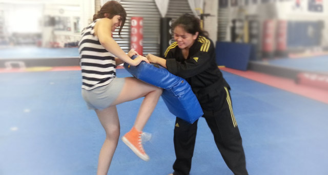 self defence private program