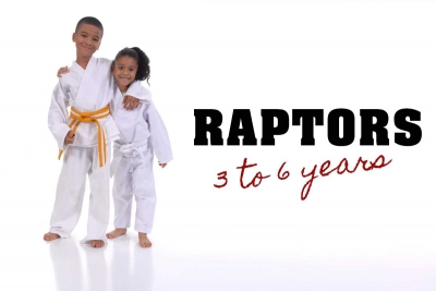 Raptors (3 to 6 years)