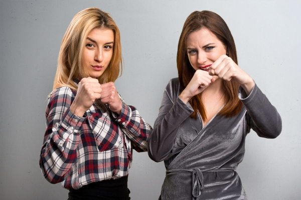 Self Defence Parties for women 4 - 10 people